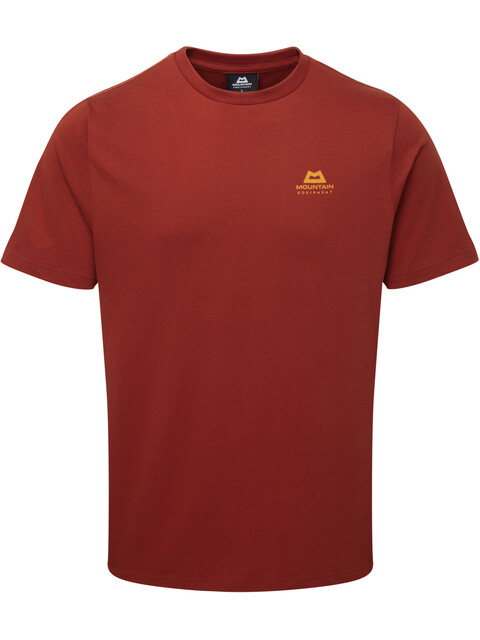 Mountain Equipment X-Ray - Camiseta manga corta Hombre - rojo